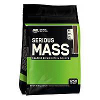 Гейнер Optimum Nutrition Serious Mass 5,4 kg Оптимум Сериус масс
