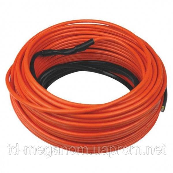 Тёплый пол кабель для обогрева труб (2-е жилы) 400Вт