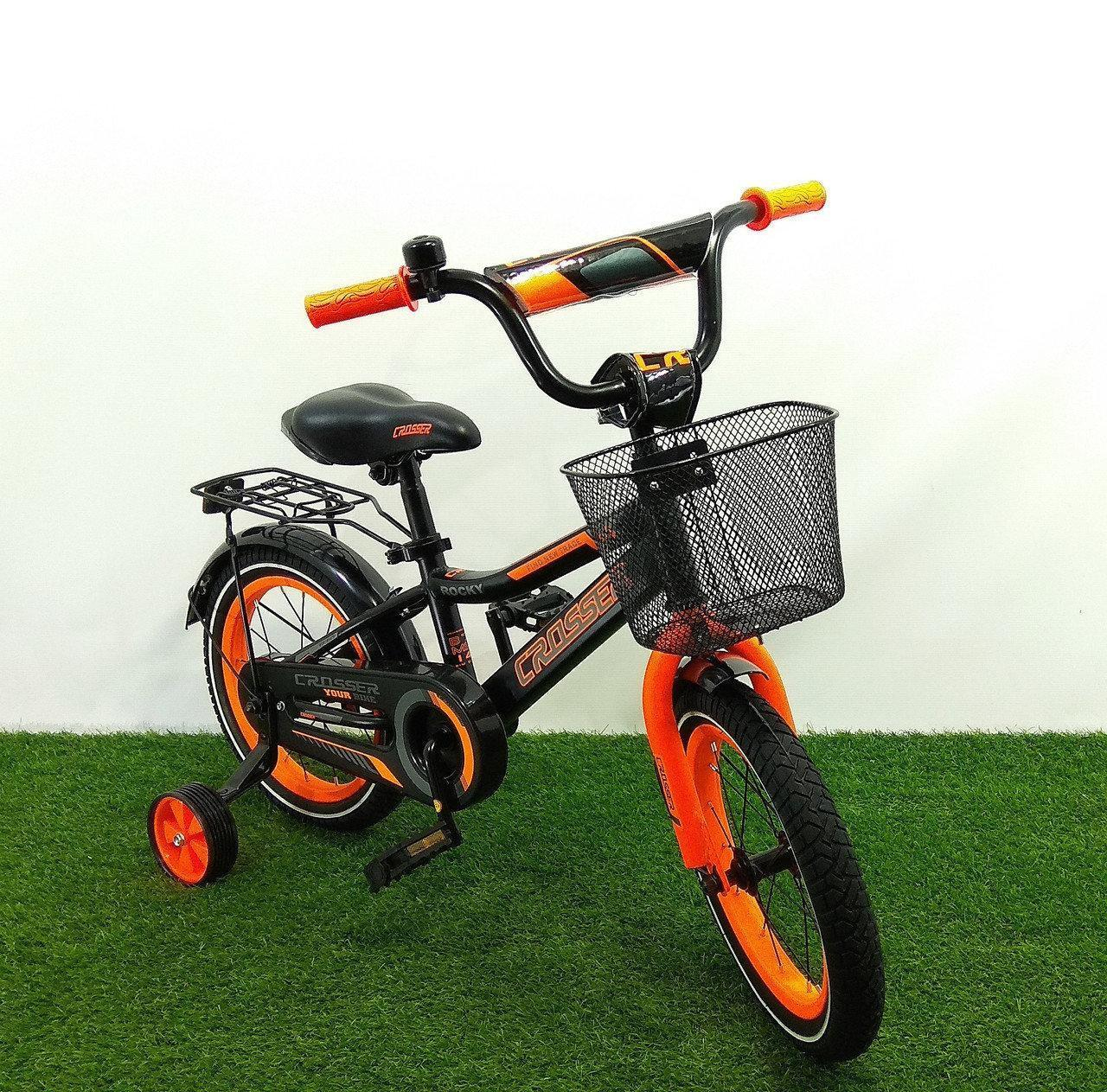 "Детский велосипед Crosser Rocky 16"""