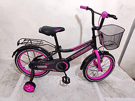 "Детский велосипед Crosser Rocky 16"", фото 2"