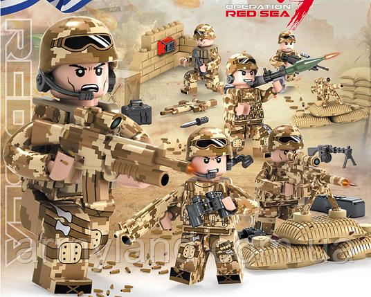 """Операция """"Красное море"""", военный конструктор, фото 2"""