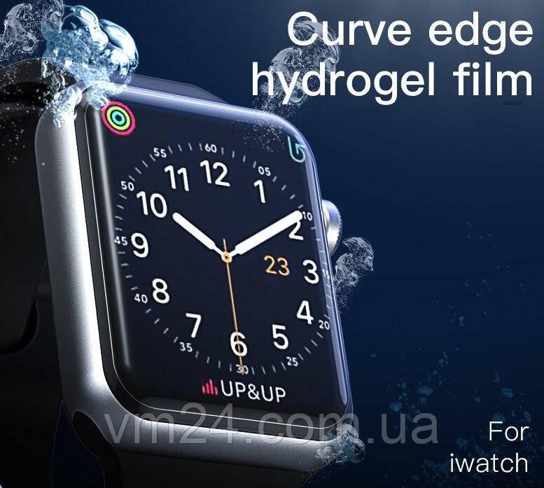 Защитная пленка ROCK Hydrogel  для Apple Watch  Гидрогелевая пленка