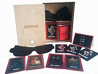 """VIP набор """"Мафия"""" в деревянной коробке, фото 1"""