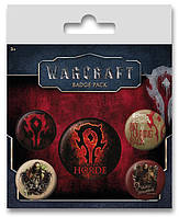 Набор значков Warcraft (The Horde)
