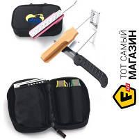 Точильный набор — использование — ручная заточка — Gatco Backpacker (10011)