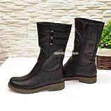 """Ботинки женские кожаные  от производителя  ТМ """"Maestro"""", цвет черный, фото 2"""