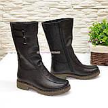"""Ботинки женские кожаные  от производителя  ТМ """"Maestro"""", цвет черный, фото 3"""