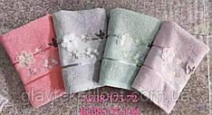 Махровые  полотенца  70 х 140 см