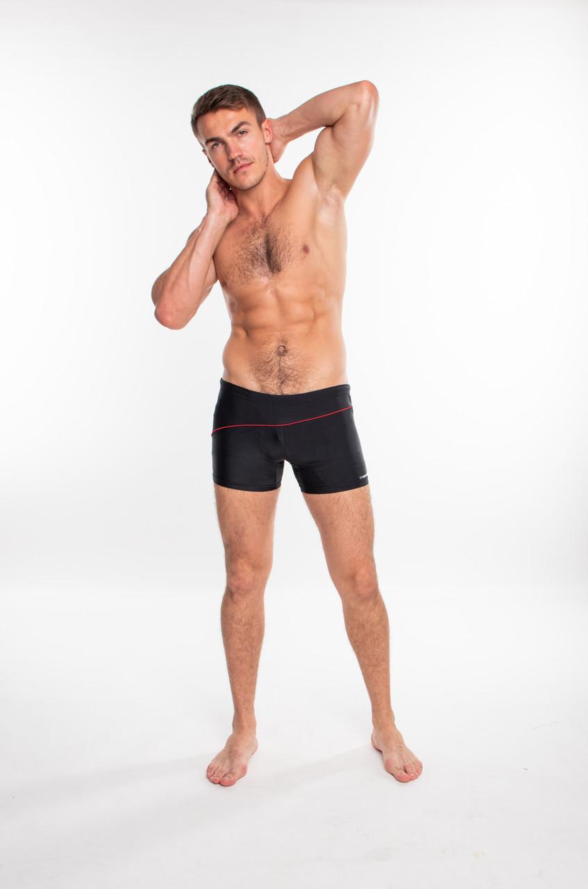 Мужские плавки боксеры Sesto Senso 314 (Польша), купальные плавки для пляжа, для бассейна SportLavka
