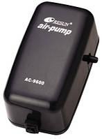 Одноканальный воздушный компрессор Resun AC-9600 (до 50 л)