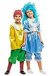 Детский карнавальный маскарадный костюм Буратино размер: 30, 32, 34, фото 5