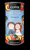 """Чай зеленый листовой со вкусом персика Кертис (Curtis) """"Lovey Dovey"""" 80 г., тубус"""