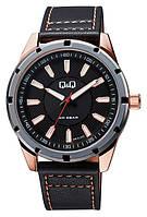 Часы мужские Q&Q QB14J502Y (QB14-502Y)
