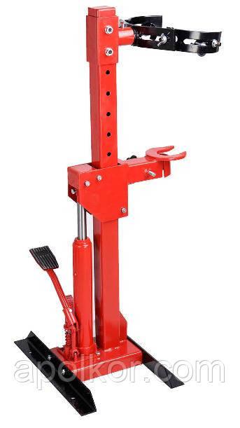 Стяжка пружин гидравлическая усилие 1000 кг ZX0301C Китай
