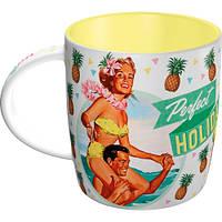 "Кружка ""Holiday"" Nostalgic Art (43020)"