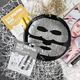 Маска-обертывание для лица с Гиалуроновой кислотой Berrisom Face Wrapping Mask Collagen Solution 80, фото 3