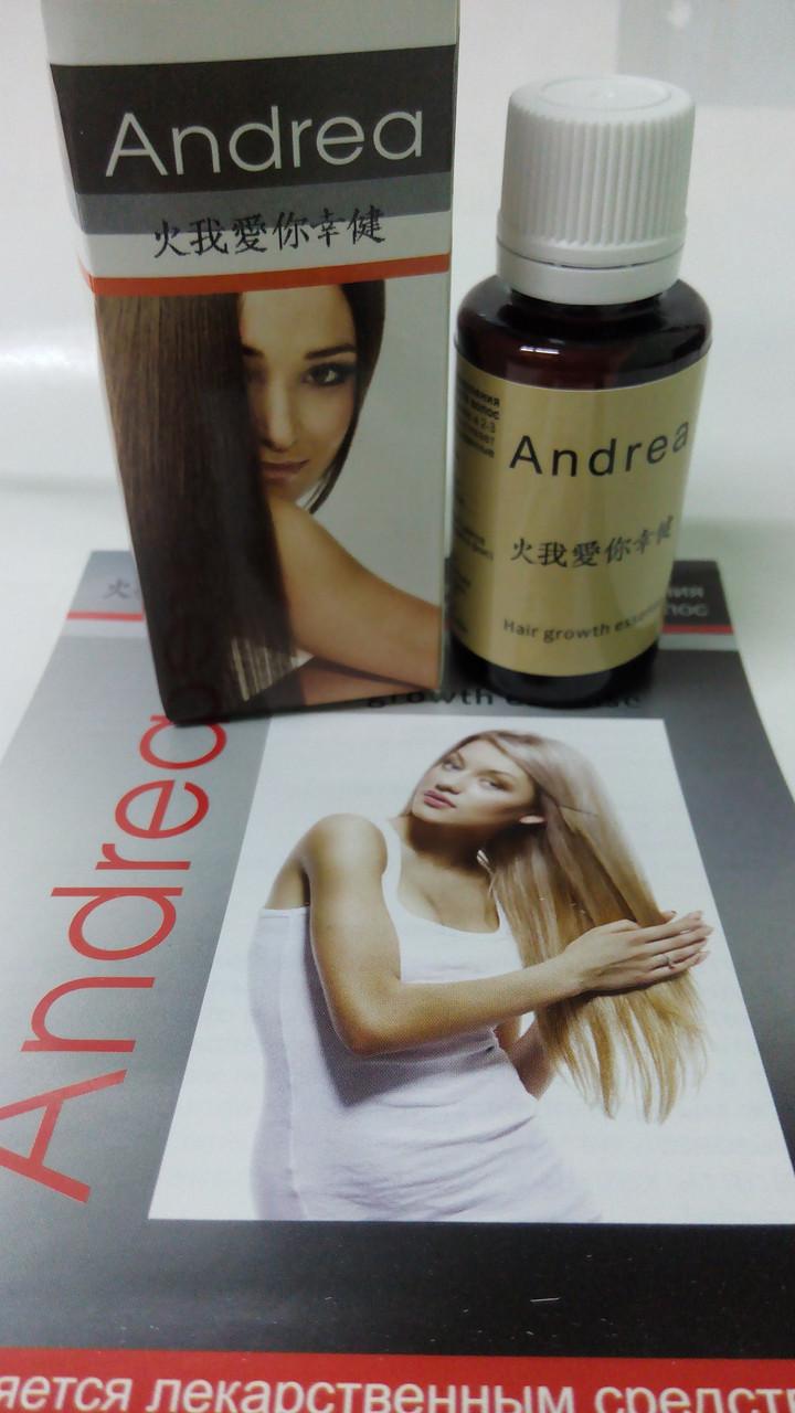 Andrea - краплі для зростання і зміцнення волосся (Андреа), новітній препарат для росту волосся, Японія