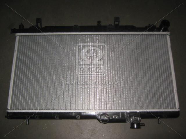 Радиатор охлаждения двигателя IMPREZA3 20 WRX-STi 02- (Van Wezel). 51002050
