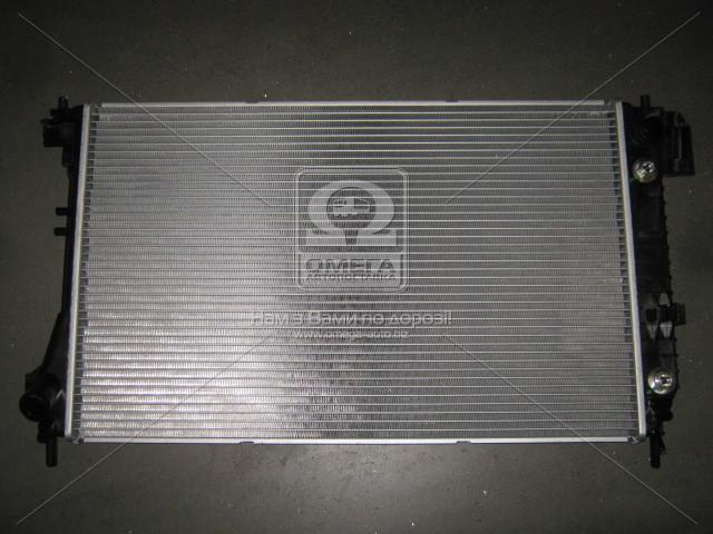 Радиатор охлождения OPEL VECTRA C (02-) (пр-во AVA). OLA2341 AVA COOLING