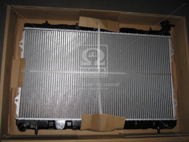 Радиатор охлаждения HYUNDAI ELANTRA (J2/RD) (95-) (пр-во Nissens). 62298