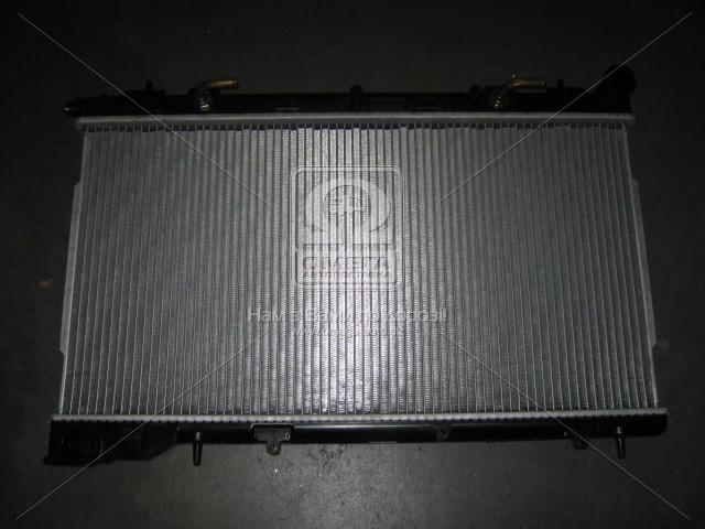 Радиатор охлаждения двигателя FORESTER 20TURBO MT/AT 02 (Ava). SU2054 AVA COOLING