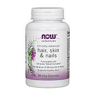 NOW Hair, Skin and Nails 90 caps