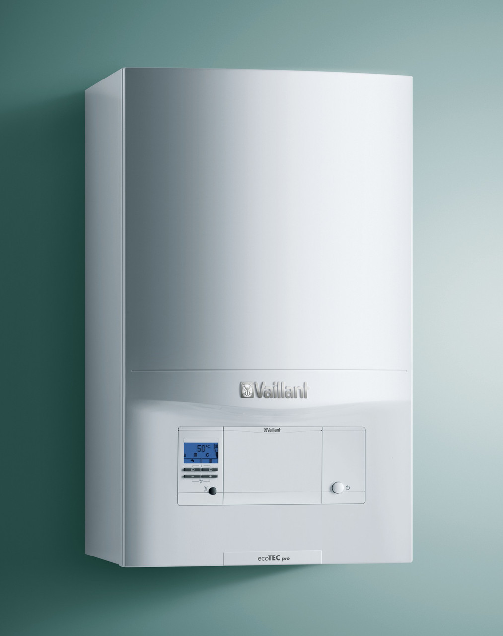 Конденсационный котел со встроенным приготовлением горячей воды Vaillant ecoTEC pro VUW INT 24кВт