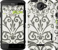 """Чехол на HTC One X+ Versace 1 """"456c-69"""""""