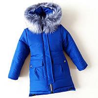 Модная  зимняя куртка  для девочки в Украине от производителя недорого