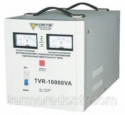 FORTE TVR-10000VA стабилизатор напряжения для дома (релейный)
