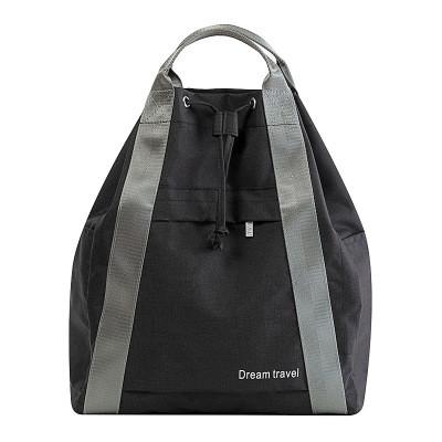 Рюкзак для Путешествий Дорожный Ручная Оксфорд Кладь Dream Travel (DT-08-3-007) Унисекс Черный