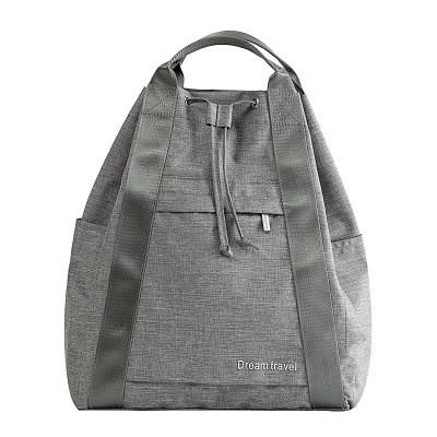 Рюкзак для Путешествий Дорожный Ручная Оксфорд Кладь Dream Travel (DT-08-3-007) Унисекс Серый