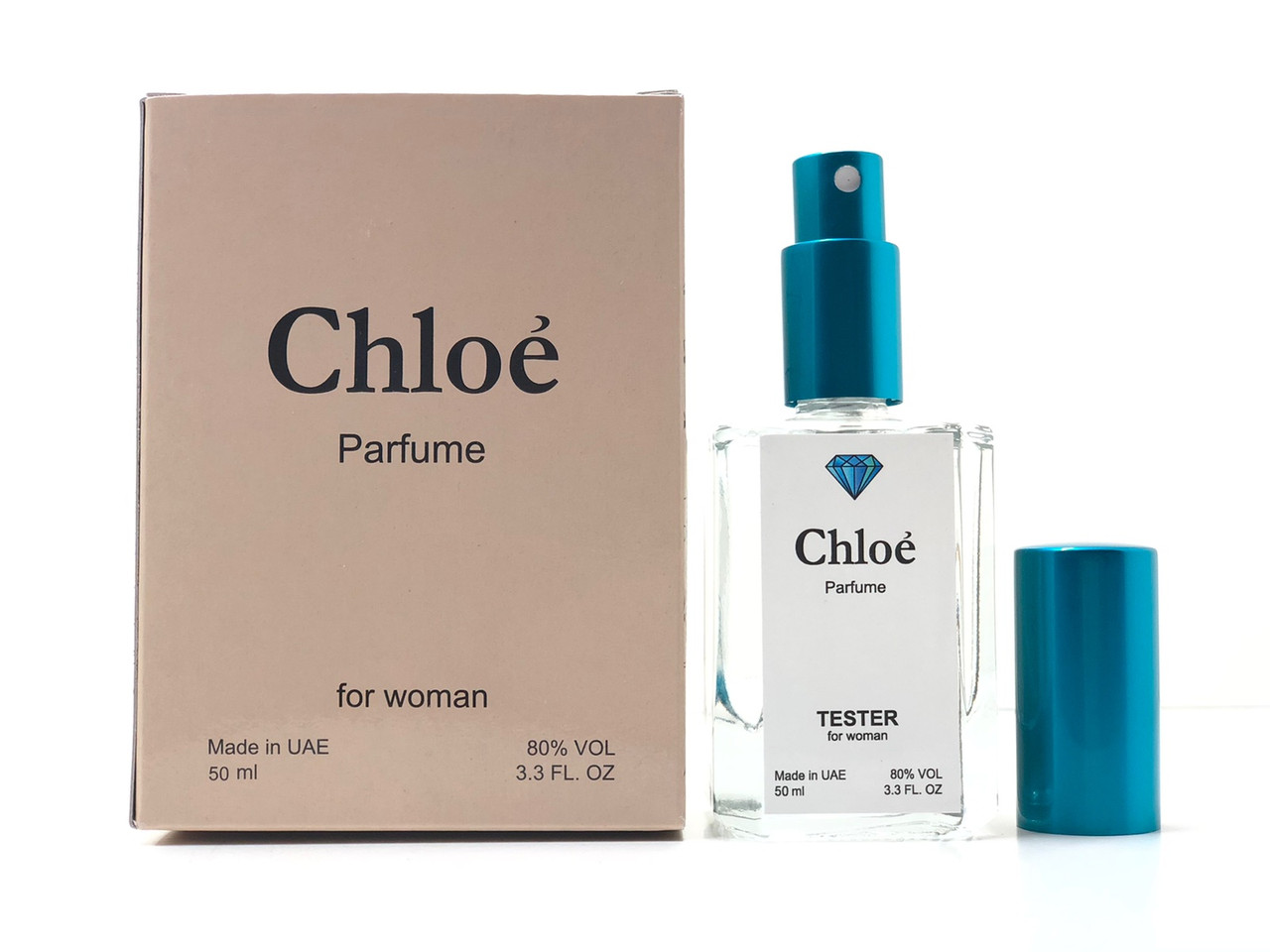 Парфюм Chloe Eau de Parfum (Хлое) 50 мл Diamond - реплика