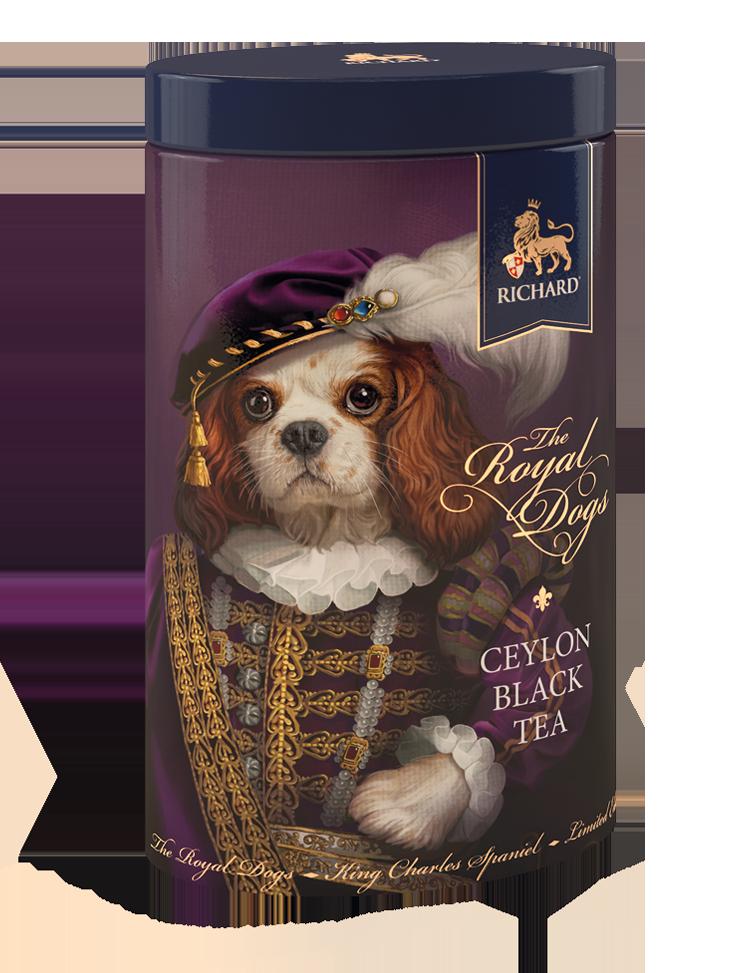 чай ричард черный листовой