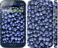 "Чехол на Samsung Galaxy Grand Duos I9082 Черника ""851c-66"""