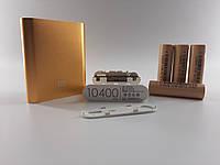 Корпус power bank. Комплект в сборе. 5 В 2.0A бокс на 4X18650+ аккумуляторы DLG 2600 мА-4 шт. Сварка бесплатно