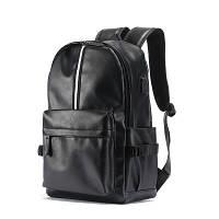 Рюкзак Городской из Искусственной Кожи Черный (EW305)