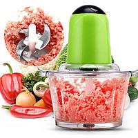 Кухонный измельчитель Молния для мяса овощей и фруктов Электрический Блендер Миксер 300W