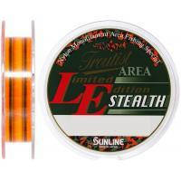 Леска Sunline Troutist Area LE Stealth 100m #0.7/0.138mm 1,75кг (1658.05.67)