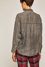 Джинсовая женская рубашка, фото 2