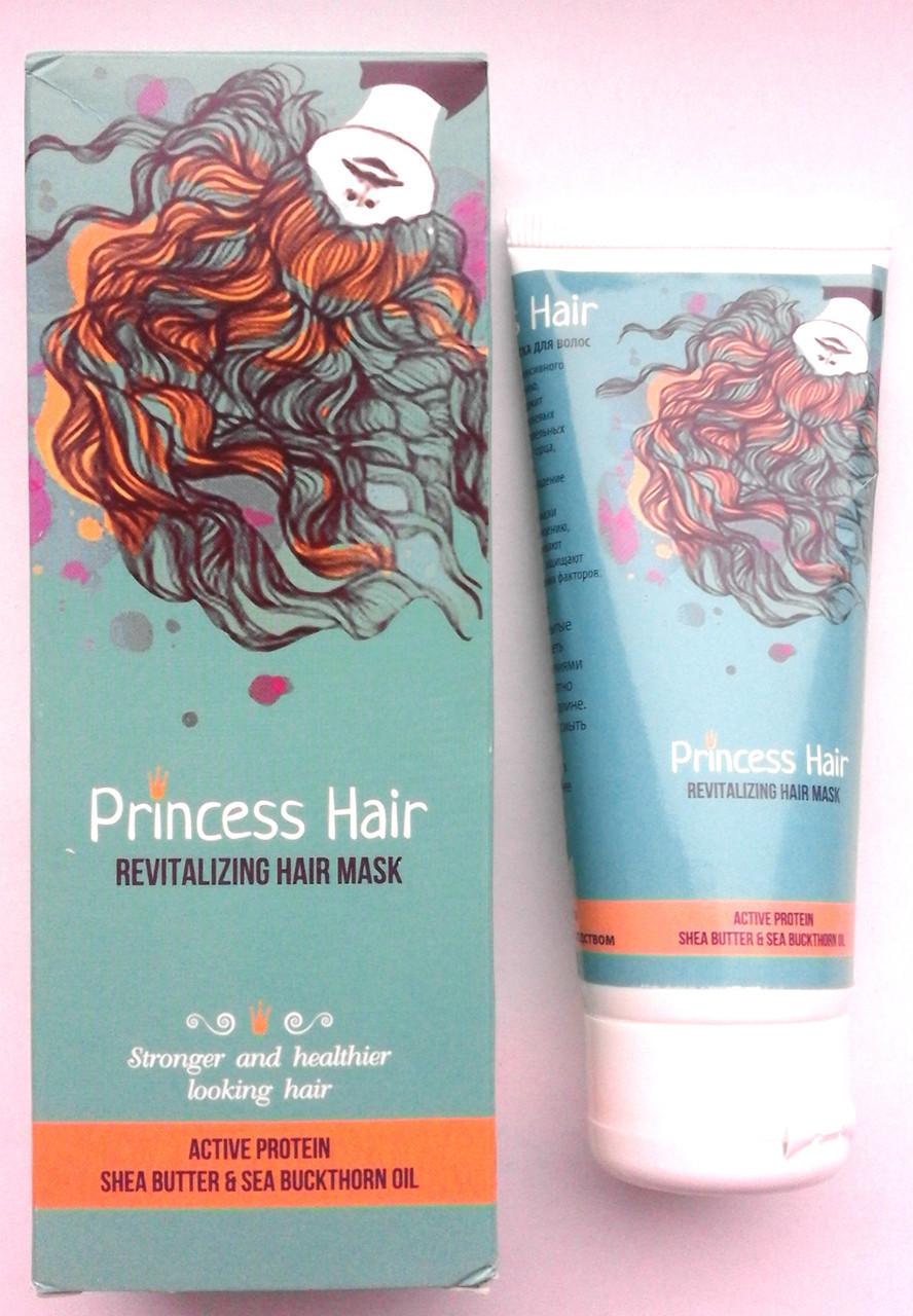 Princess Hair - маска для ускорения роста и оздоровления волос (Принцесс Хаир/Волосы принцесы))