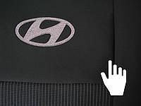 Чехлы фирмы EMC Элегант тканевые для Hyundai H-1, 8 мест 2007-