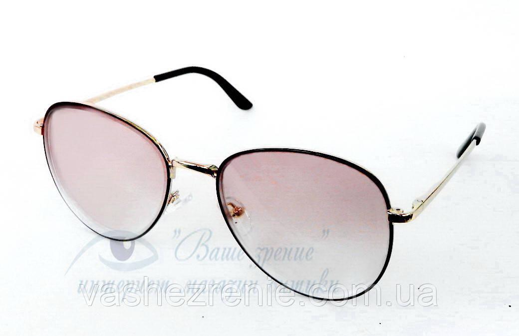 Очки женские для зрения +/-  Код:2258