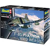 Сборная модель Revell Истребитель F-4G Фантом II Дикая ласка 1:32 (4009803049595)