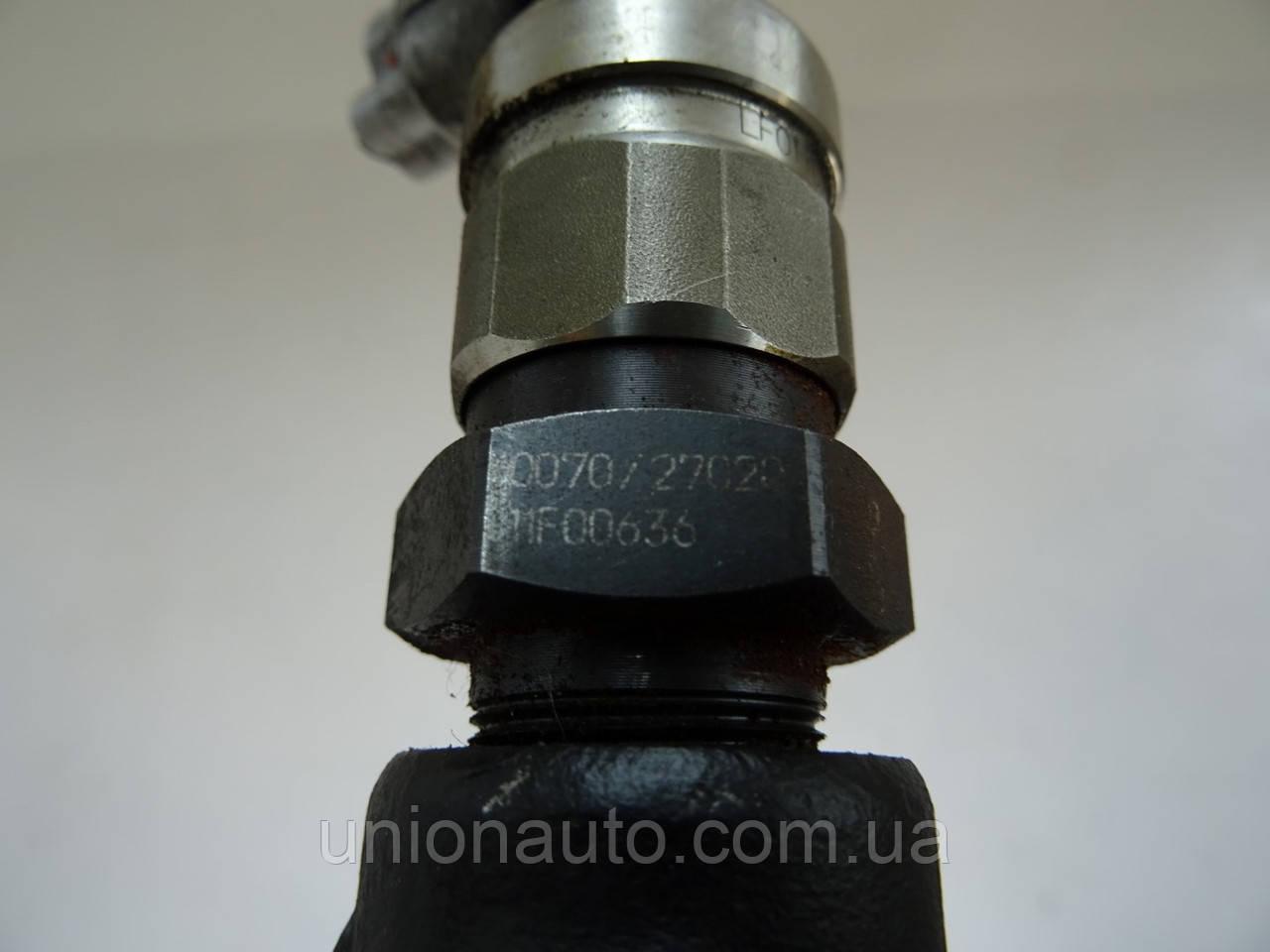 COROLLA VERSO 2.0 D4D Регулятор, клапан давления подачи топлива 0070/27020