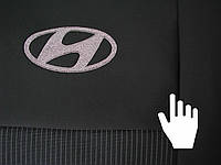 Чехлы фирмы EMC Элегант тканевые для   Hyundai H1 1+2, 2007-