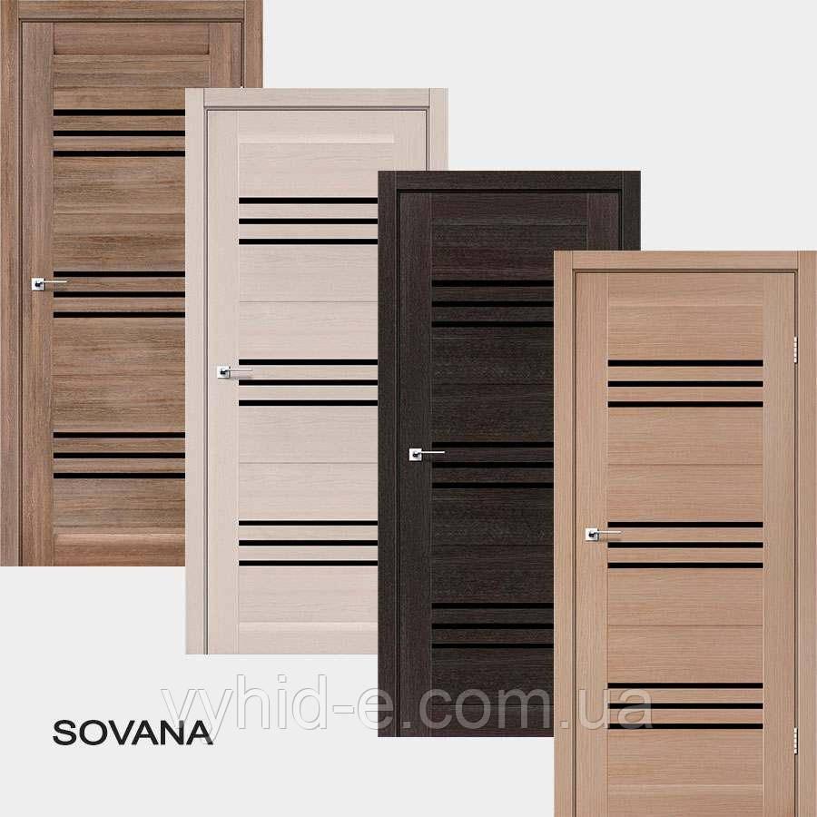 Межкомнатная дверь Leador SOVANA