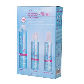 Inebrya Boto-Filler Набор для тонких и ломких волос