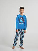Подростковая пижама для мальчика (Кофта и штаны) Ellen