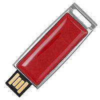 USB-накопитель ZOOM красный Cerruti 1881